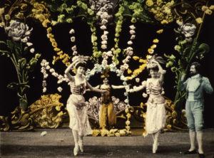 Figure 2-Les Roses magiques (1907, Segundo de Chomón) Collection CNC - direction du patrimoine